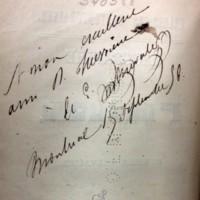 Biographie de Mme Anna de La Grange