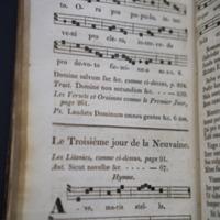 Le processionnal romain, l'usage du Diocèse de Québec