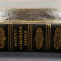 Officium Hebdomadae Sanctae : secundùm Missale & Breviarium Romanum, Pii V. Pont. Max. iussu editum, Clementis VIII. & Urbani VIII. auctoritate recognitum