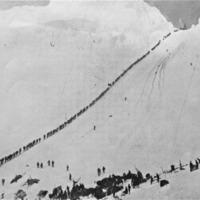 Klondike Townsite Chilkoot Pass