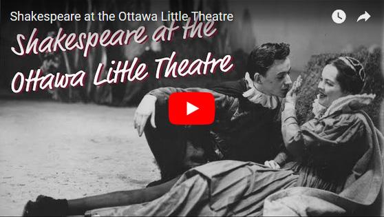 Shakespeare at the Ottawa Little Theatre