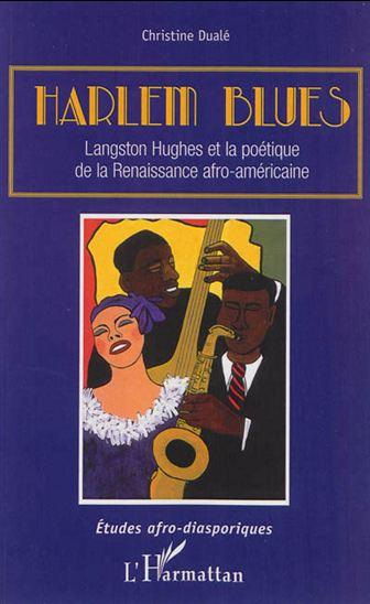 Couverture du livre 'Harlem Blues