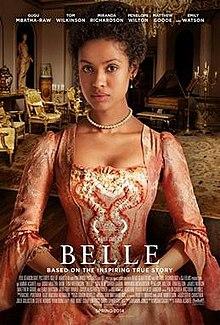 Film cover for Belle