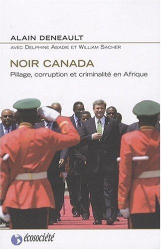pillage, corruption et criminalité́ en Afrique