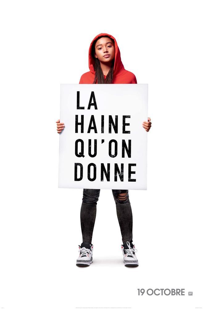 Couverture du film La haine qu'on donne