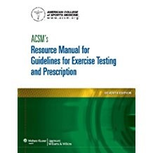 ACSM's resource manual for guidelines for exercise testing and prescription