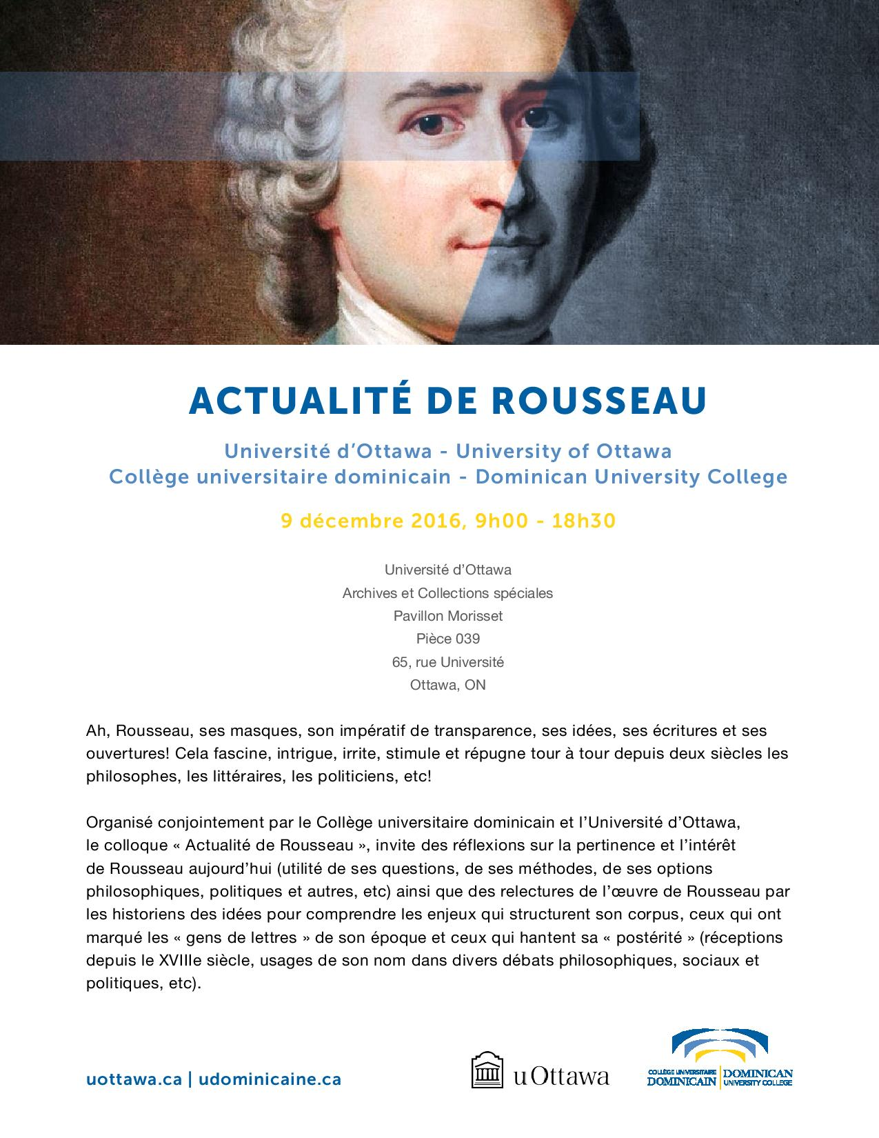 Poster_Rousseau Today