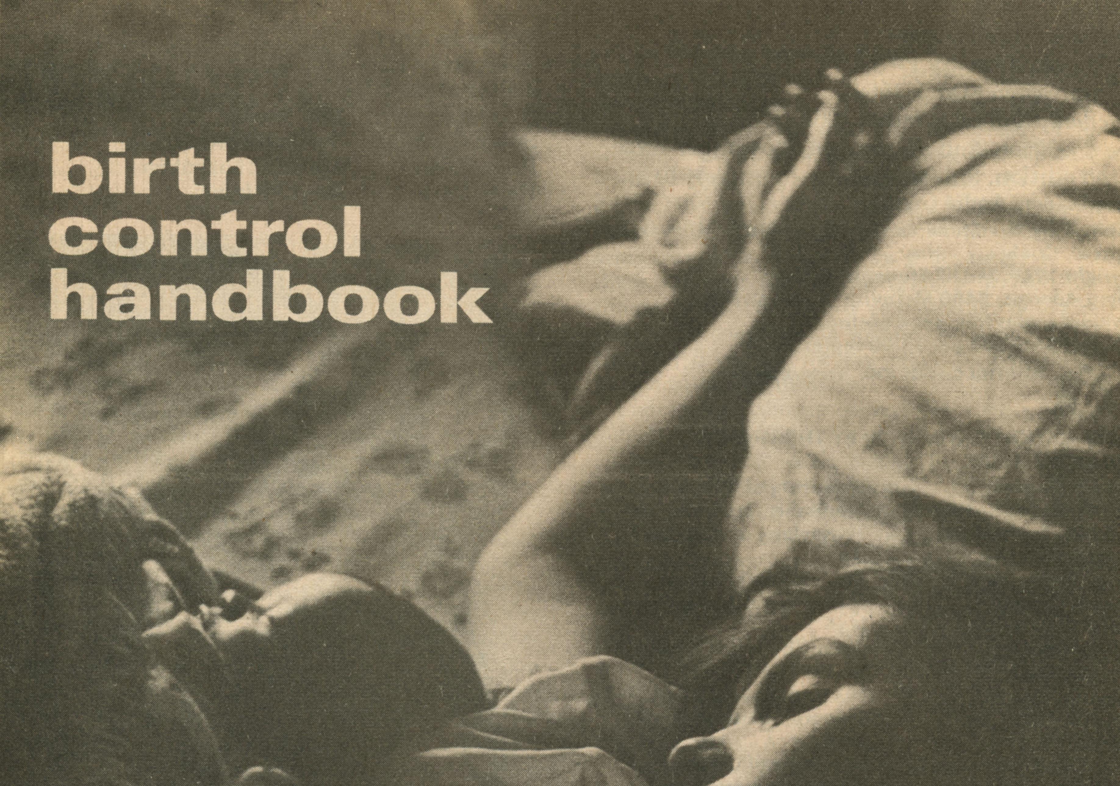 Birth Control Handbook