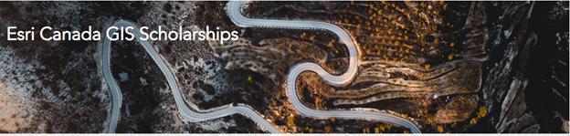 Esri Canada GIS Scholarships