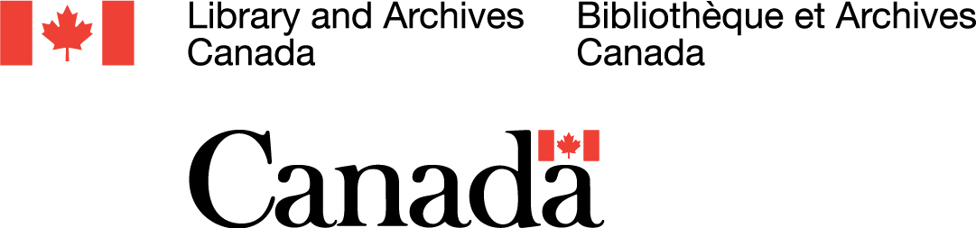 Logo of Library and Archives Canada