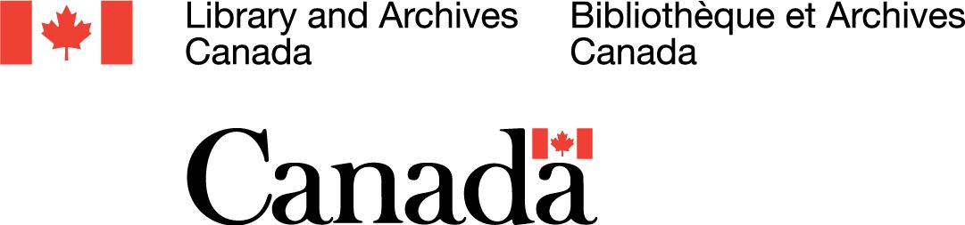 Logo de Bibliothèque et Archives Canada