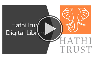 HathiTrust Digital Library