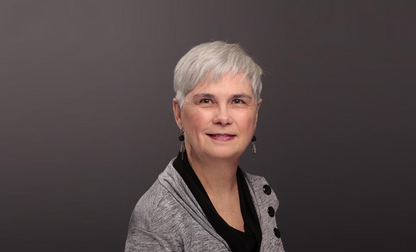Portrait de Leslie Weir