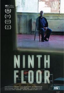 Film cover for Ninth Floor