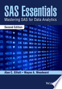 Mastering SAS for Data Analytics