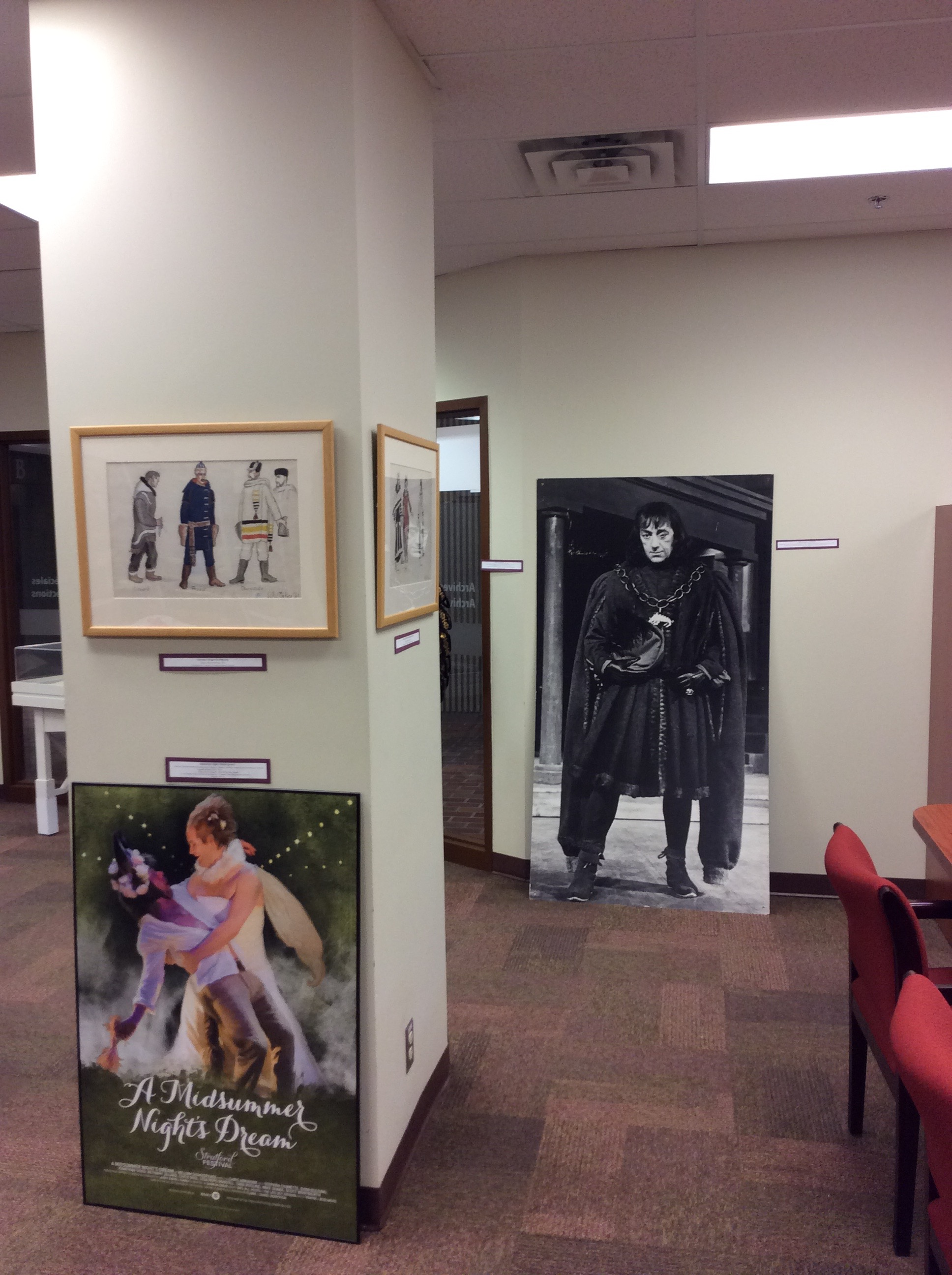 Shakespeare Exhibition 3