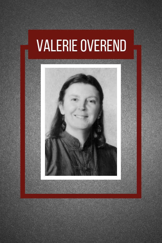 Photograph of Valerie Overend